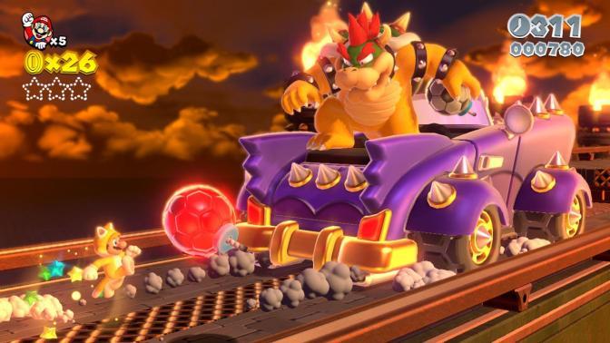"""Bästa Mario-spelet sedan """"Super Mario 64"""""""