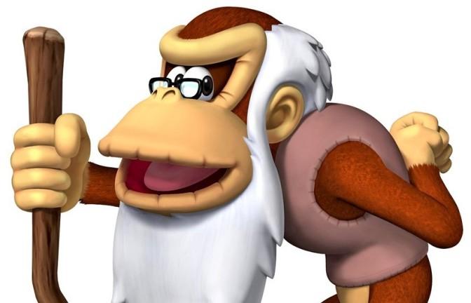 Cranky Kong tar över Nintendos Twitter-konto för en dag