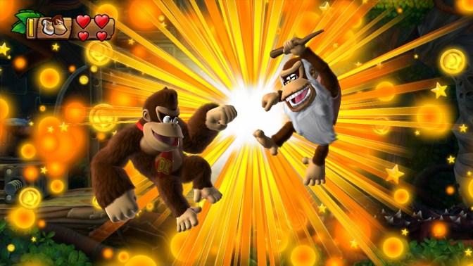 Donkey Kong spelar på säkra kort – men gör det med stil