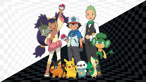 Tv-serien Pokémon får Netflix-premiär den 1 mars