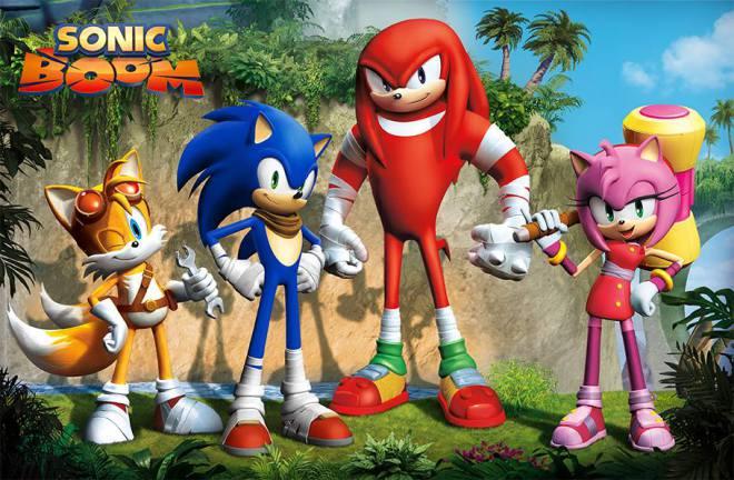 Sonic tillbaka i ny kostym –skräddarsydd för västerländska spelare