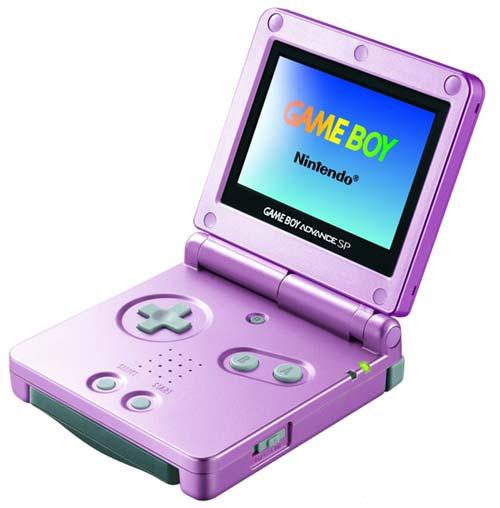 Gameboy Advance-frossa för japanska Wii U-spelare