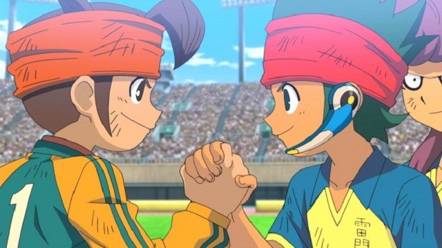 Två nya Inazuma Eleven-spel släpps till 3DS i mars
