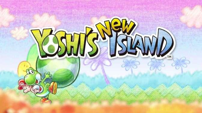 Lite för nostalgisk uppdatering av Yoshi-klassiker