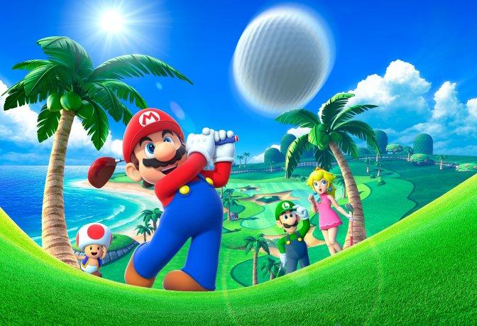 Tre planerade paket med extra innehåll till Mario Golf: World Tour