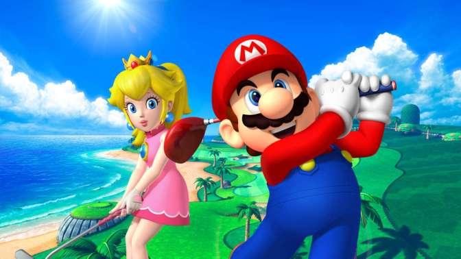 Mario Golf – överraskar och överträffar förväntningarna