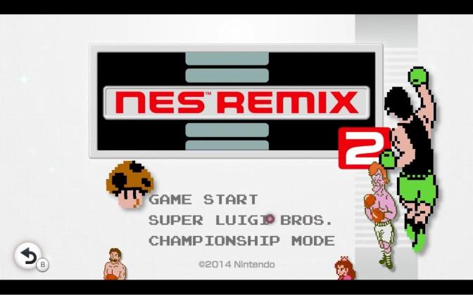 Nytt mästerskapsläge i NES Remix 2 – baserat på klassiskt VM i Nintendo