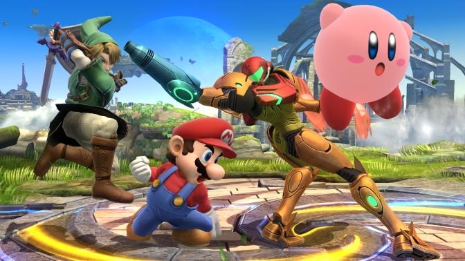 Super Smash Bros Wii U släpps tidigare än väntat