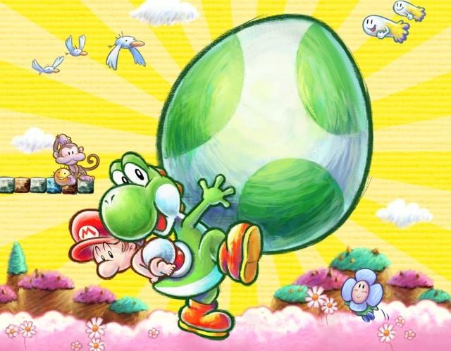 Glad påsk önskar Nintendofarsan