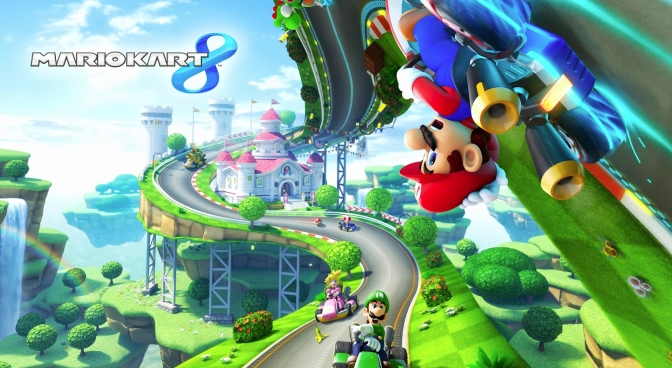 Mario Kart 8 Web App Is Now Live