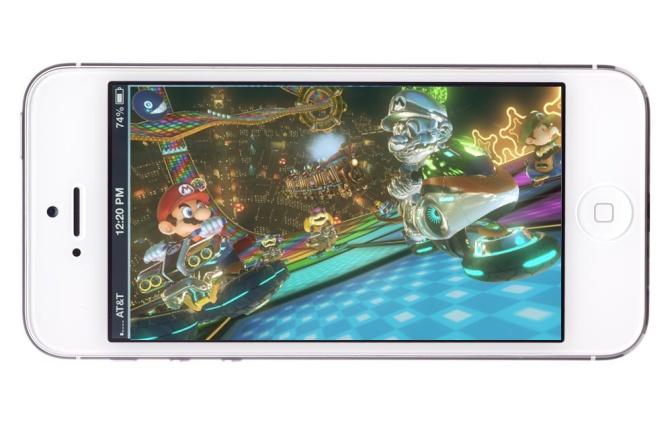 Mario Kart 8 app släpps inom kort enligt The Nikkei