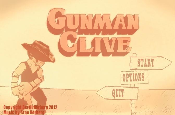Svenska Gunman Clive får en efterlängtad uppföljare i höst