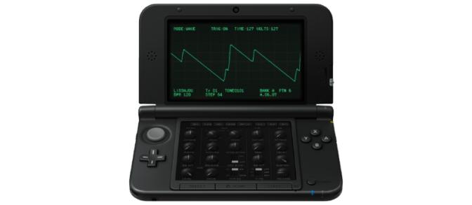 Korg  och Detune släpper ny mjukvarusynth till 3DS