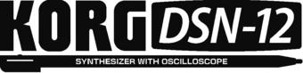 KORG_DSN_12_logo_blk