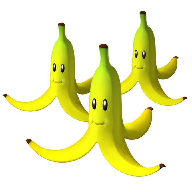 Fans skickar bananer som krya på dig-hälsning till Nintendos vd
