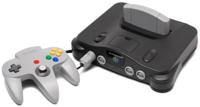 Nintendo 64-spel på gång till Wii U – enligt Virtual Consoles hemsida
