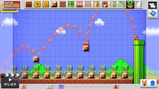 Dela banor och se deras popularitets-ranking i Mario Maker