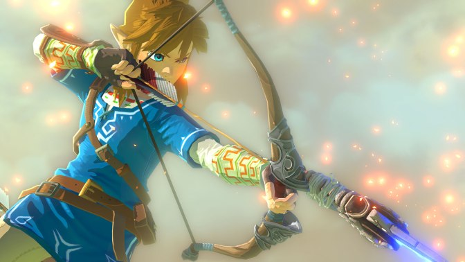 Video: Zelda Wii U försenas – släpps under 2016