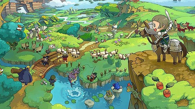 Level 5:s Fantasy Life släpps till 3DS i september