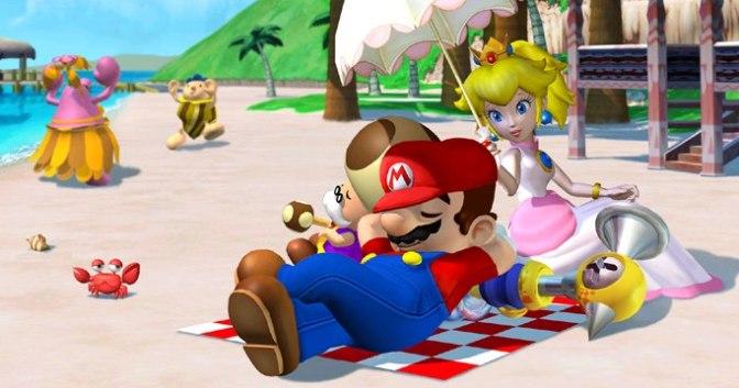 Nintendofarsan tar lite semester
