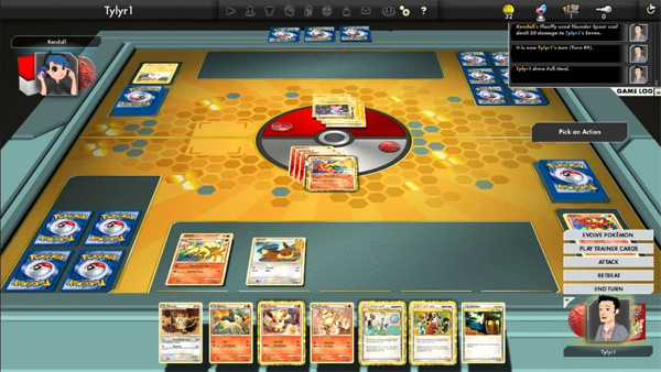 Pokémon Trading Card Game släpps till iPad