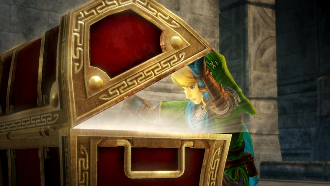 Läcker unboxing-video visar innehållet i Hyrule Warriors Treasure Box