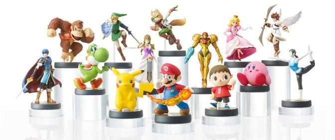 Walmart listar startpaket med Super Smash Bros och Amiibo-figurer