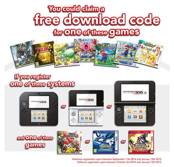 Vinterbonus för 3DS-spelare