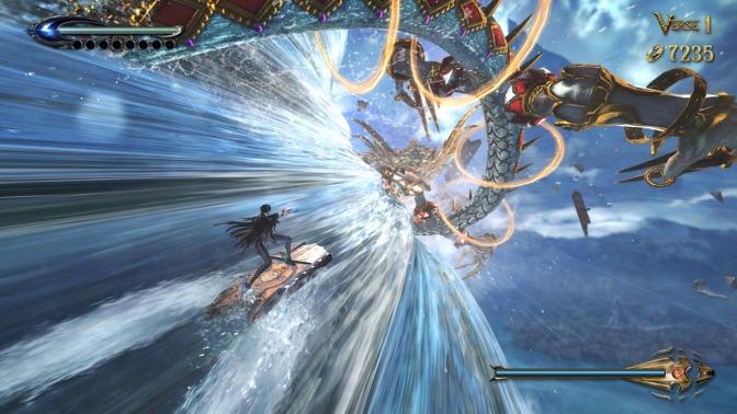 Bayonetta 2 – en sanslös actionfest för fullvuxna Nintendofans