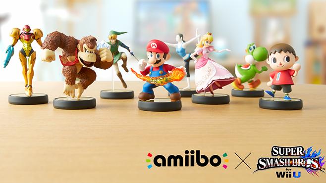 Här är Amiibo-figurerna du kan använda i Mario Kart 8
