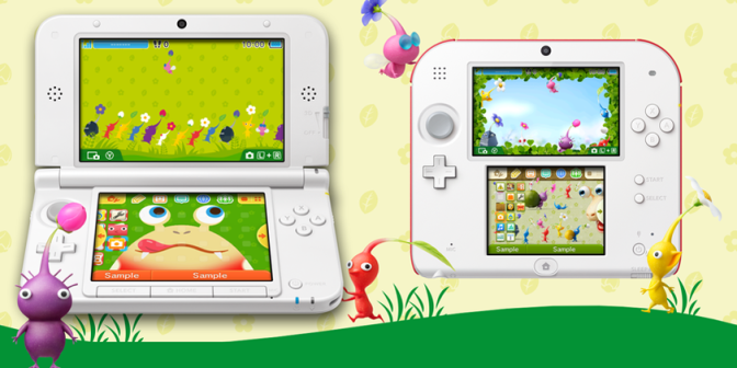 Shovel Knight- och Pikmin-teman släpps till 3DS på fredag