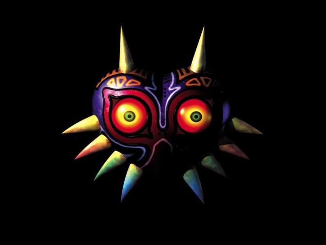 Majoras Mask släpps till 3DS i vår