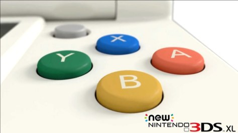 new 3ds buttons