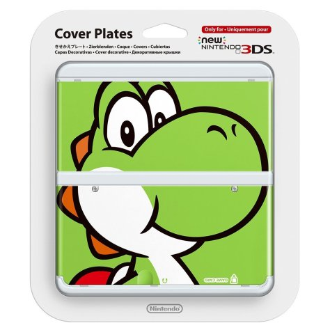 new 3ds faceplate