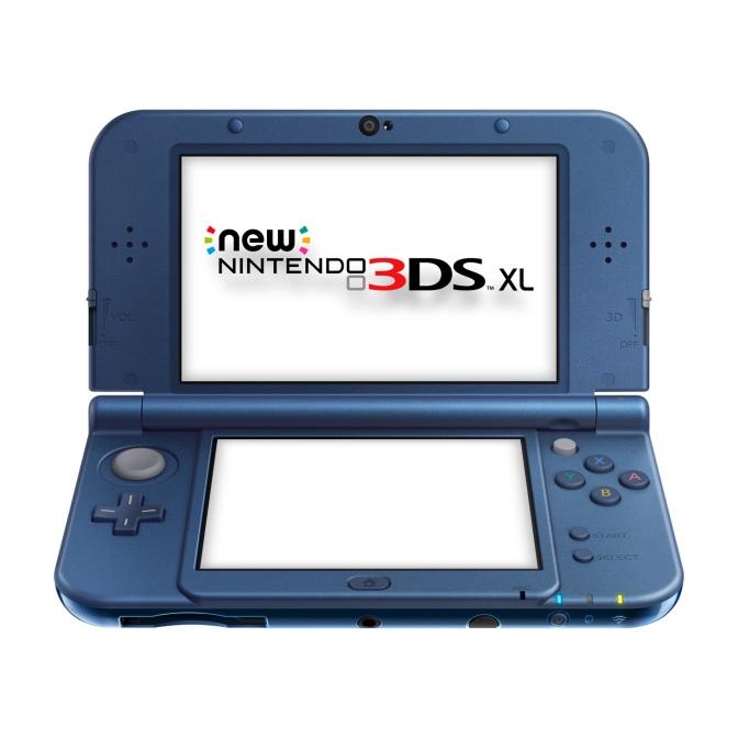 New Nintendo 3DS – den bärbara 3D-konsol du alltid velat ha