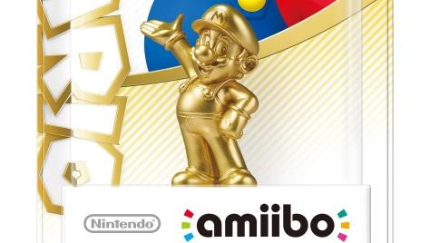 Gold Mario Amiibo - 03