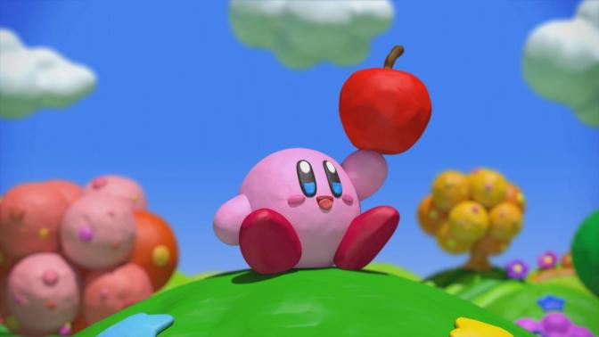 Recension: Kirby and the Rainbow Paintbrush – snyggt, roligt och charmigt