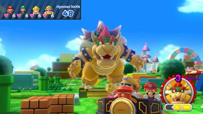 Bowser gör succé bland barnen i Mario Party 10