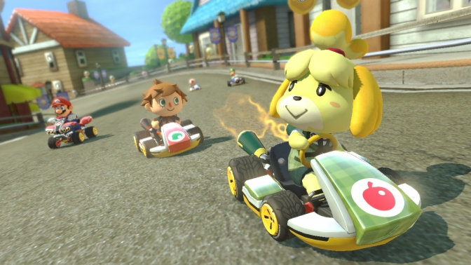 Mario Kart 8 DLC Pack 2 släpps den 23 april