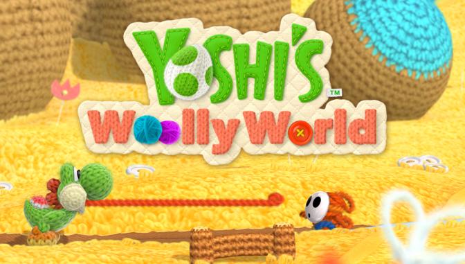 Yoshi's Woolly World – roligt, lättillgängligt och svårt på samma gång