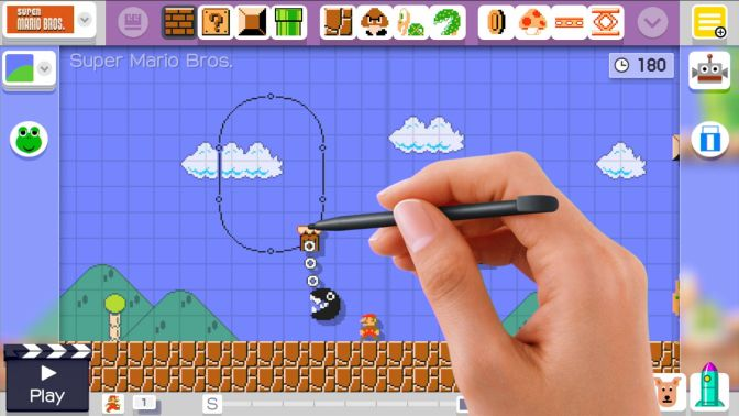Recension: Super Mario Maker är Wii U-formatets kronjuvel